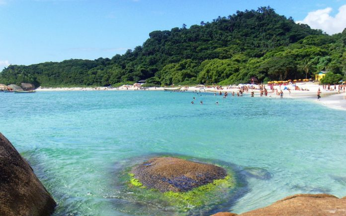 Ilha Campeche - Florianópolis