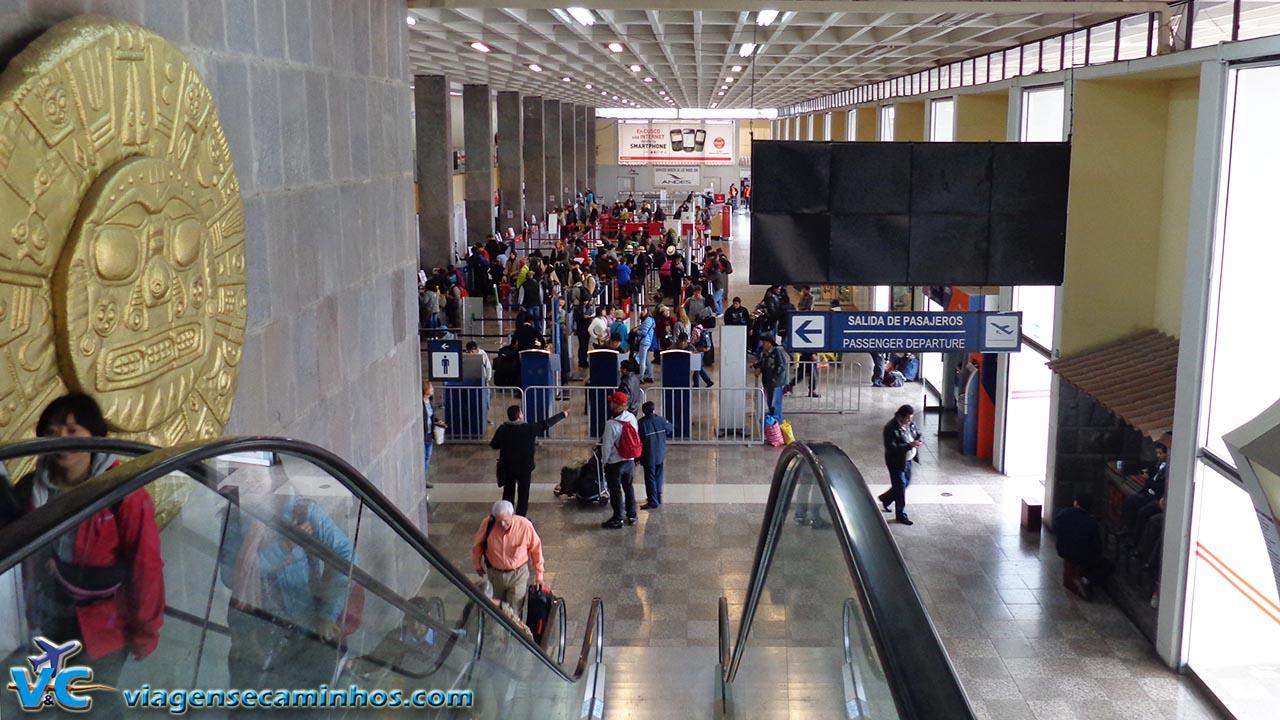 Aeroporto de Cusco - Peru