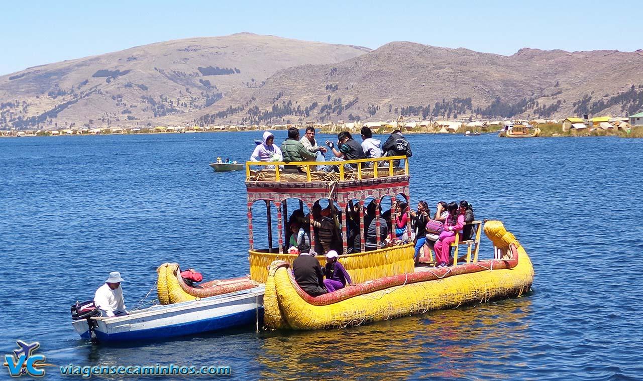 Lago Tititcaca - Peru