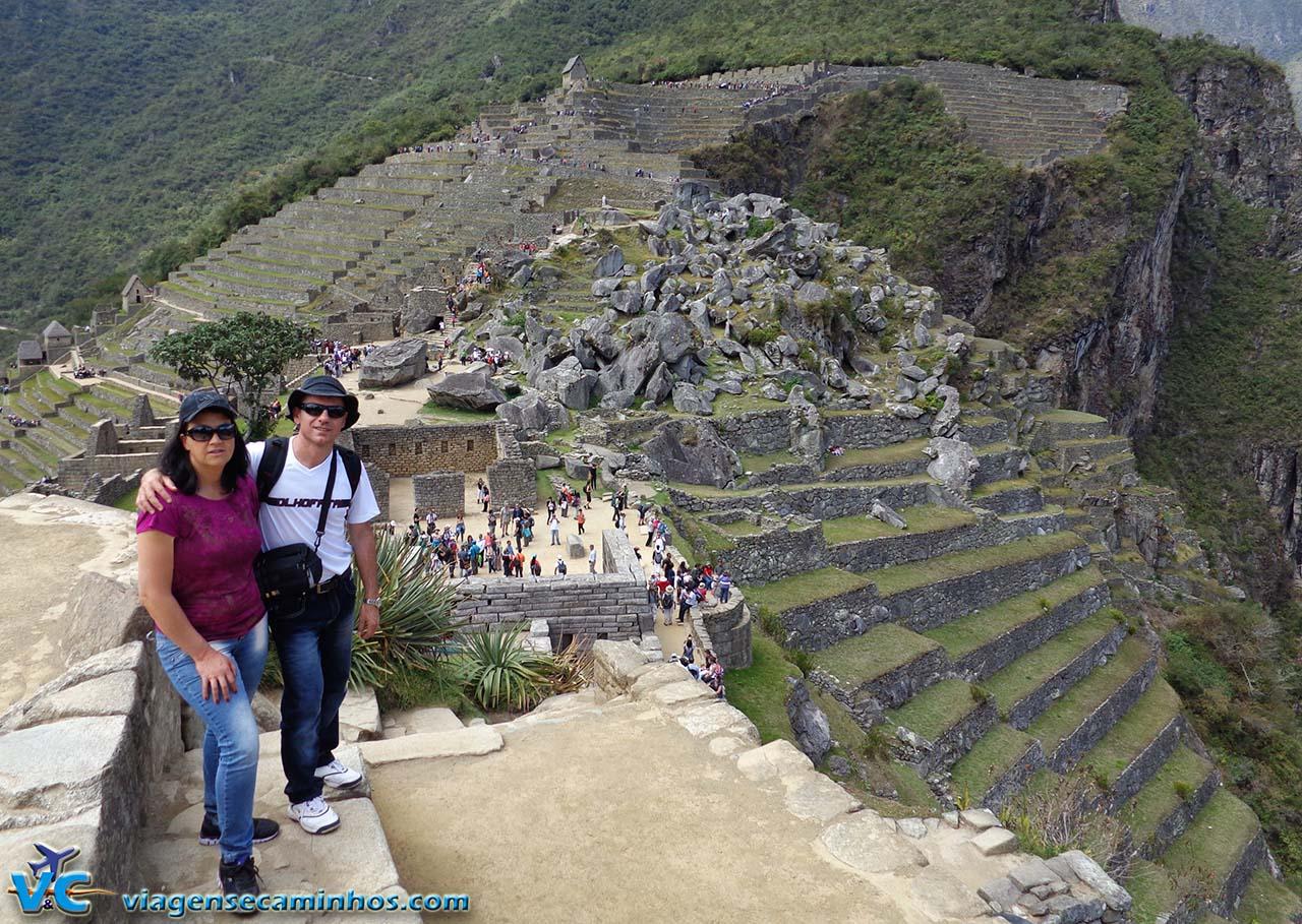 Viagem ao Peru - Machu Pichu