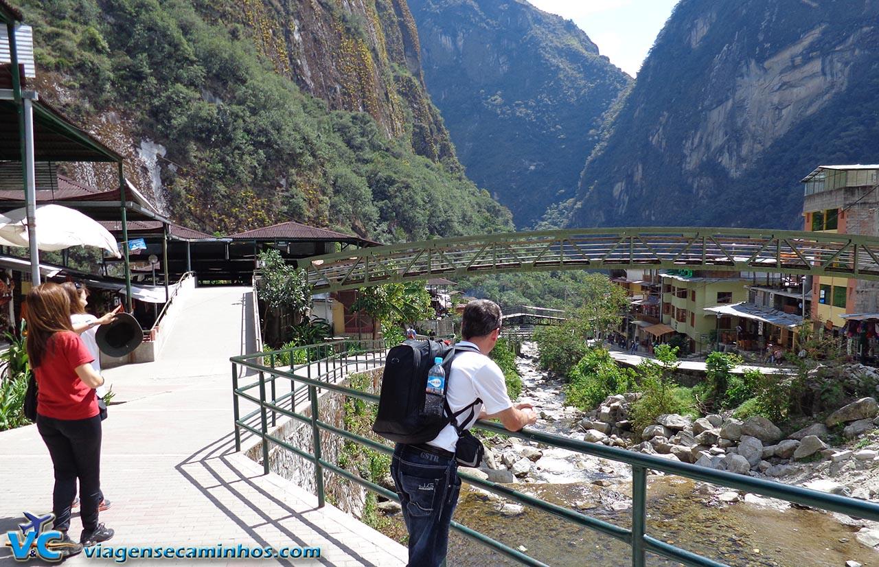 Machu Pichu pueblo (Águas Calientes) - Peru