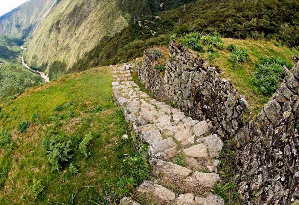 Belas paisagens da Trilha Inca - Peru