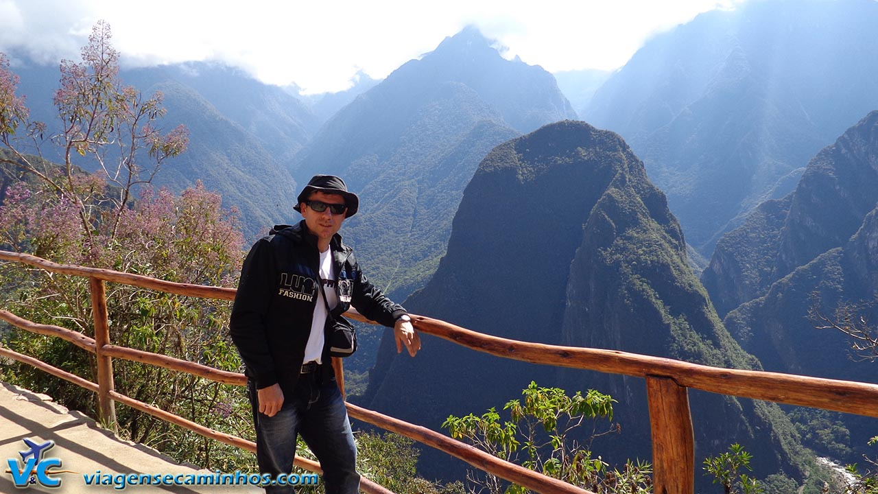 Montanha Machu Pichu