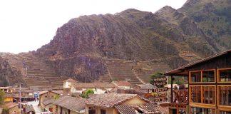 Ollamtaytambo - Peru