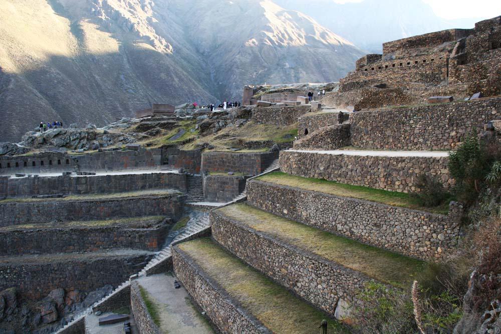Ruínas de Ollamtaytambo - Peru