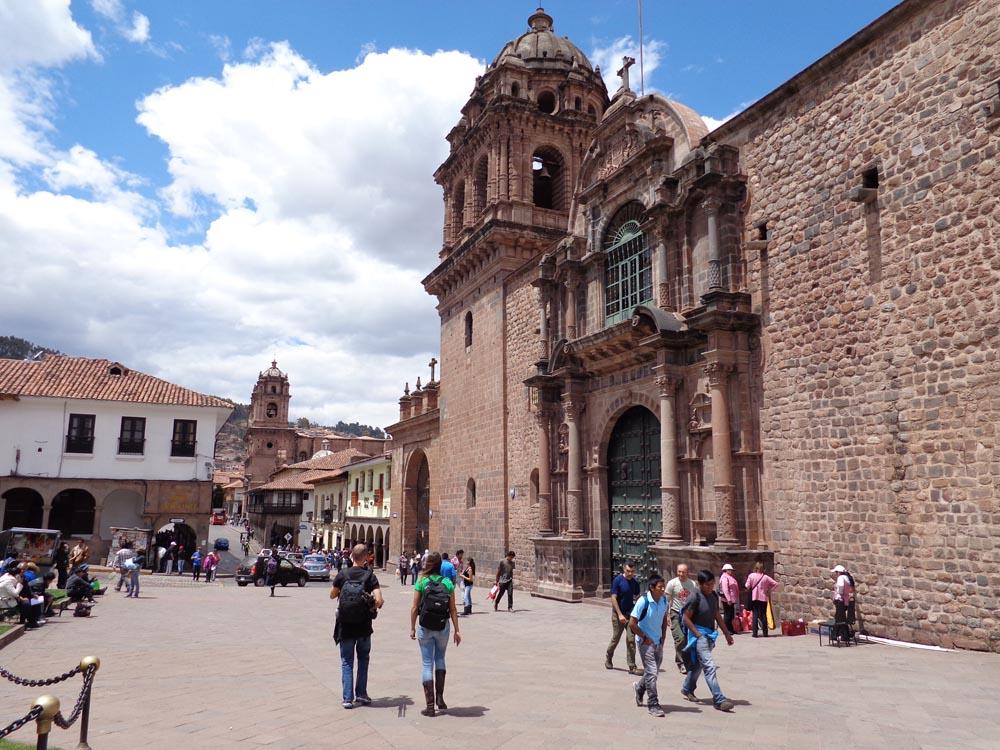 Cusco - Igreja La Merced