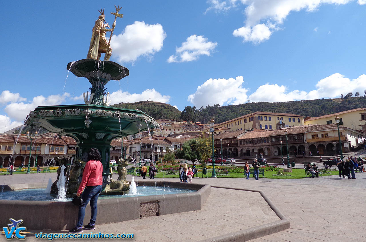 Praça das Armas - Cusco