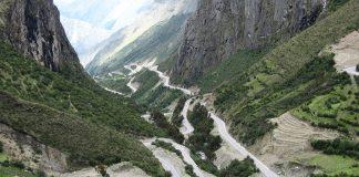 Passo de Abra Málaga - Peru