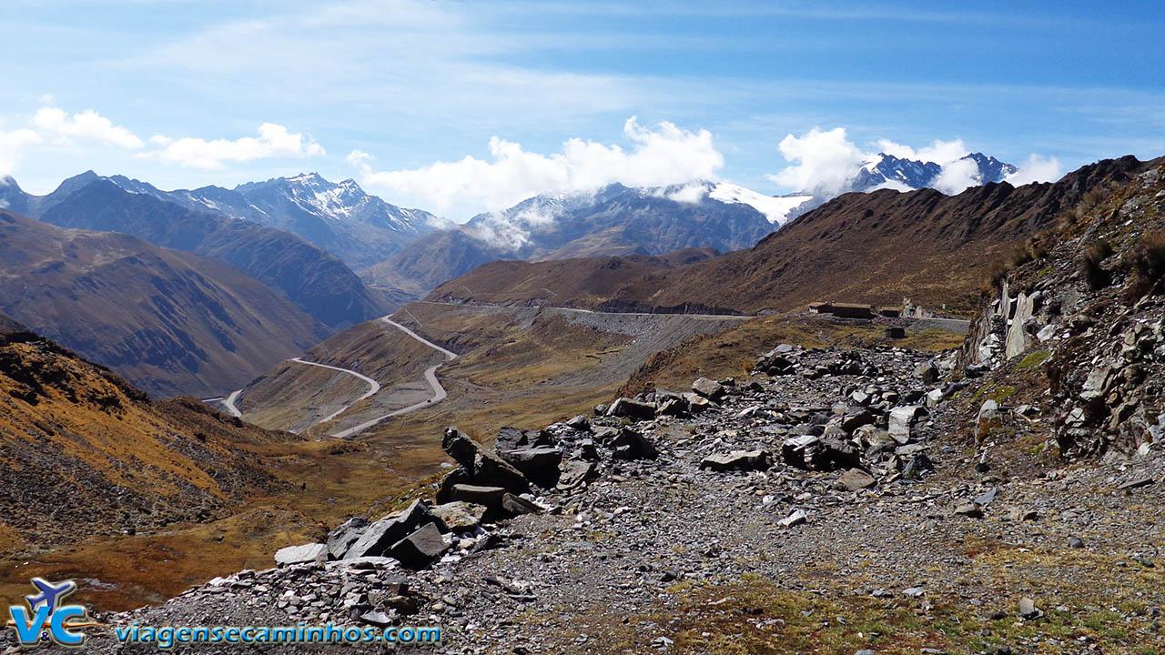 Estrada de Abra Malaga - Peru