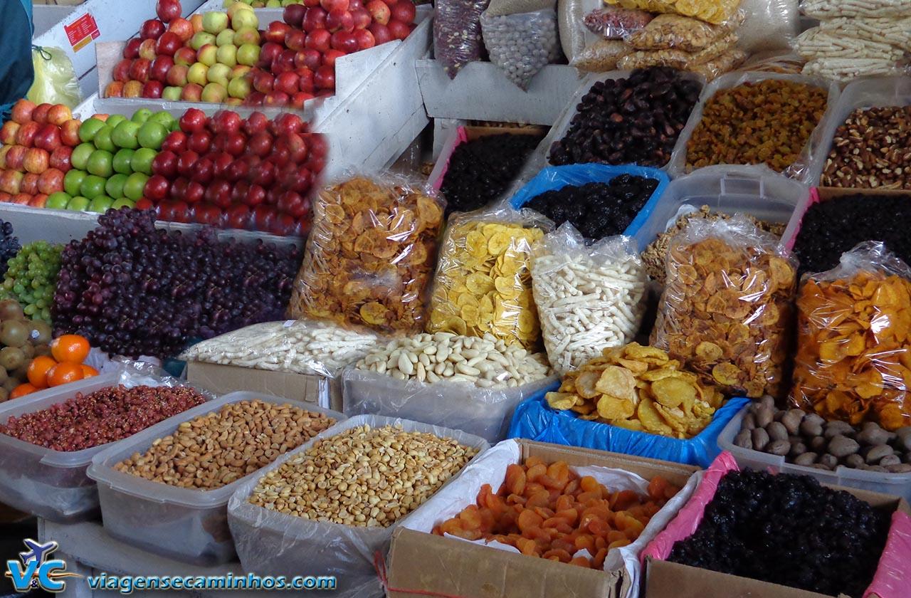 Mercado Central de Cusco