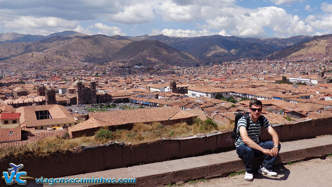 Praça São Cristovão - Cusco