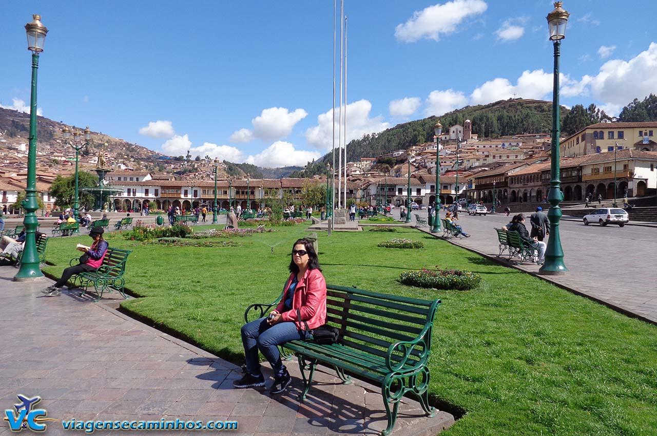 Praça de Cusco