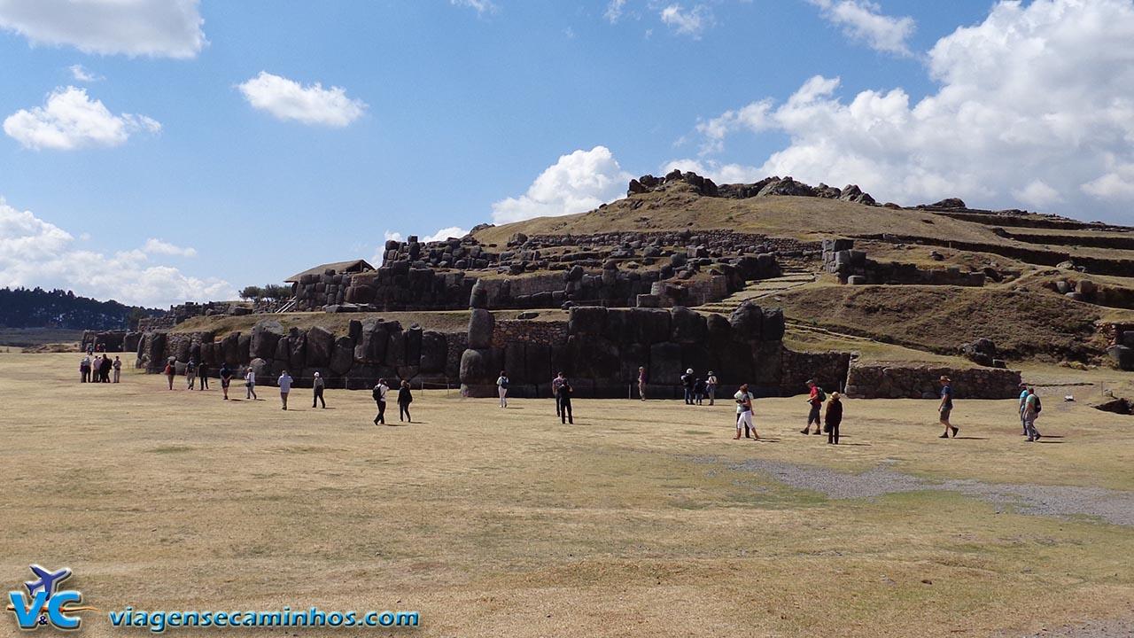 Ruínas de Saqsaywaman - Cusco