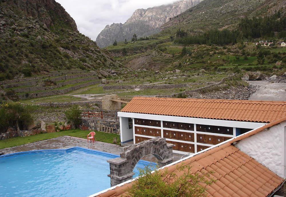 Termas La Calera - Chivay