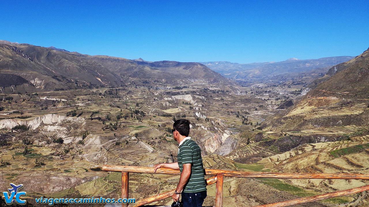 Vale do Colca - Peru