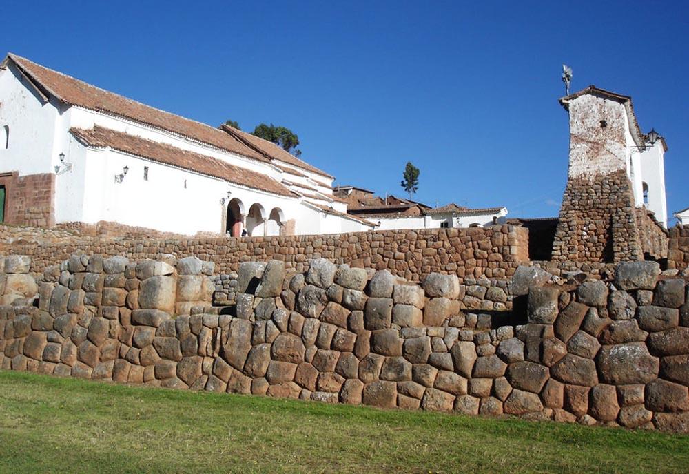 Ruínas incas de Chinchero