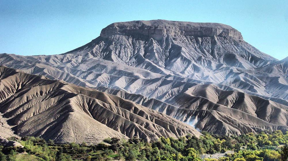 Cerro Baul - Moquegua - Peru
