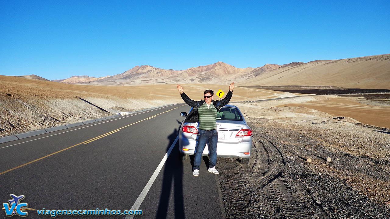 Deserto entre Puno e Moquegua - Peru