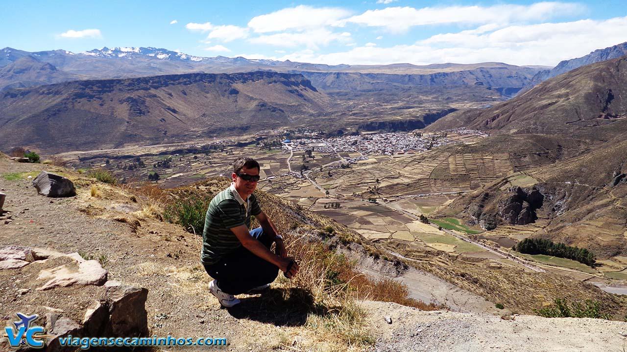 Estrada para Chivay - Peru