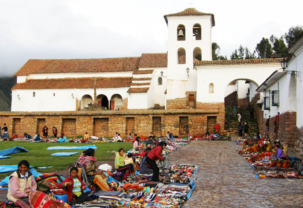 Igreja de Chinchero - Peru