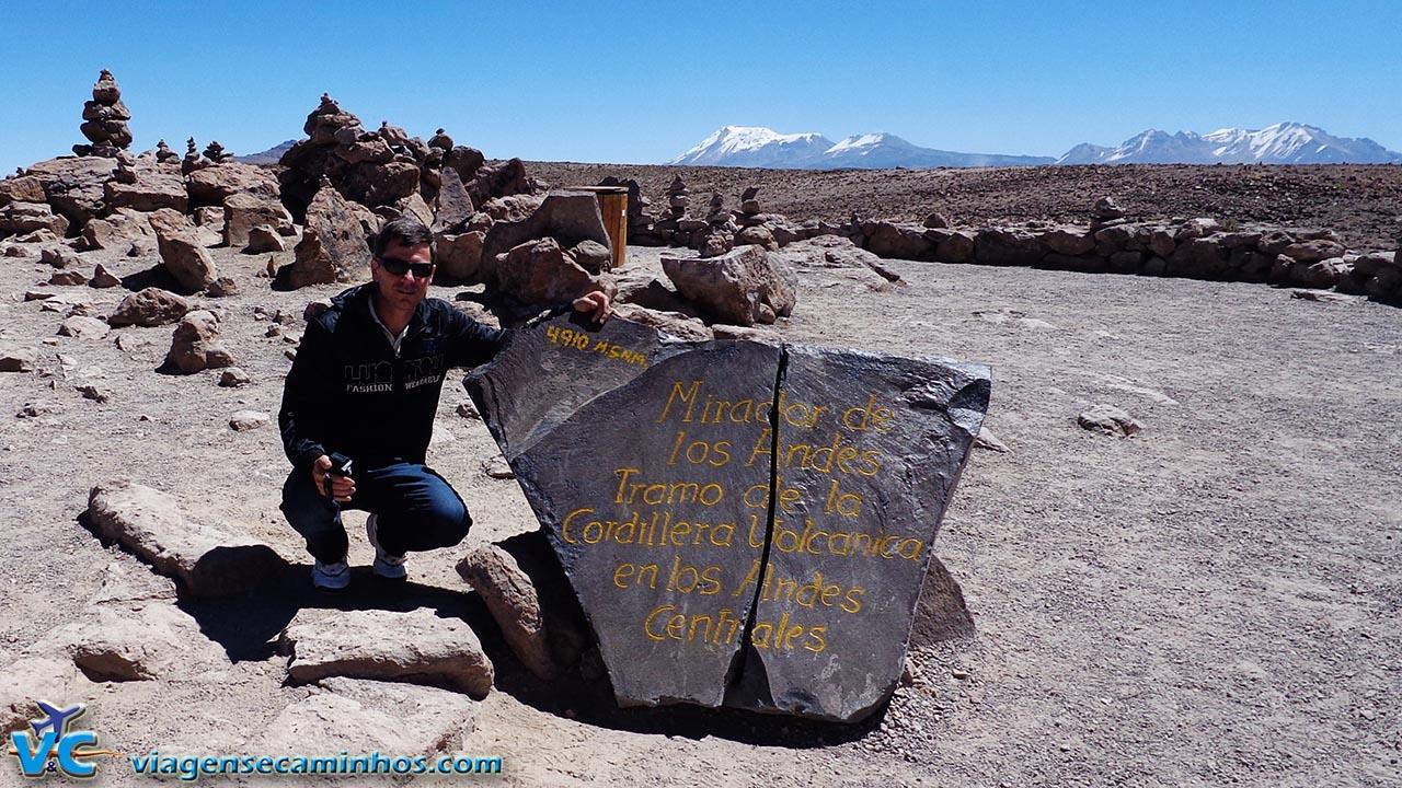 Mirante dos Vulcões - 4940 m - Peru