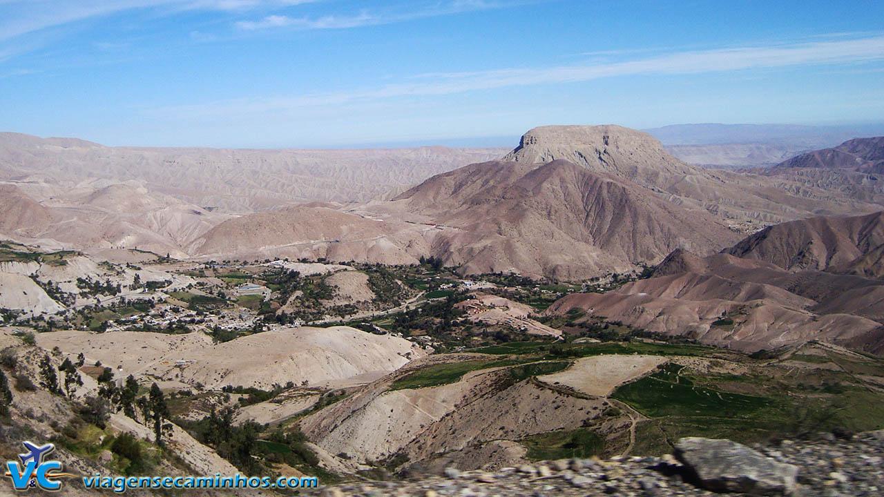 Oásis Moquegua - Peru