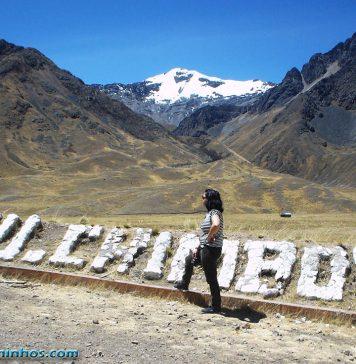 Estrada entre Cusco e Puno - Peru