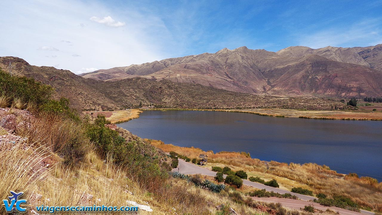 Laguna de Huaparcay - Peru