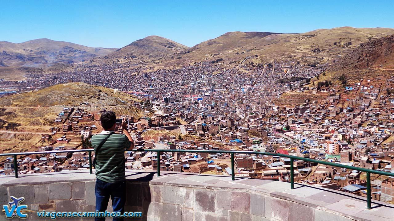 Mirante do Puma - Puno - Peru
