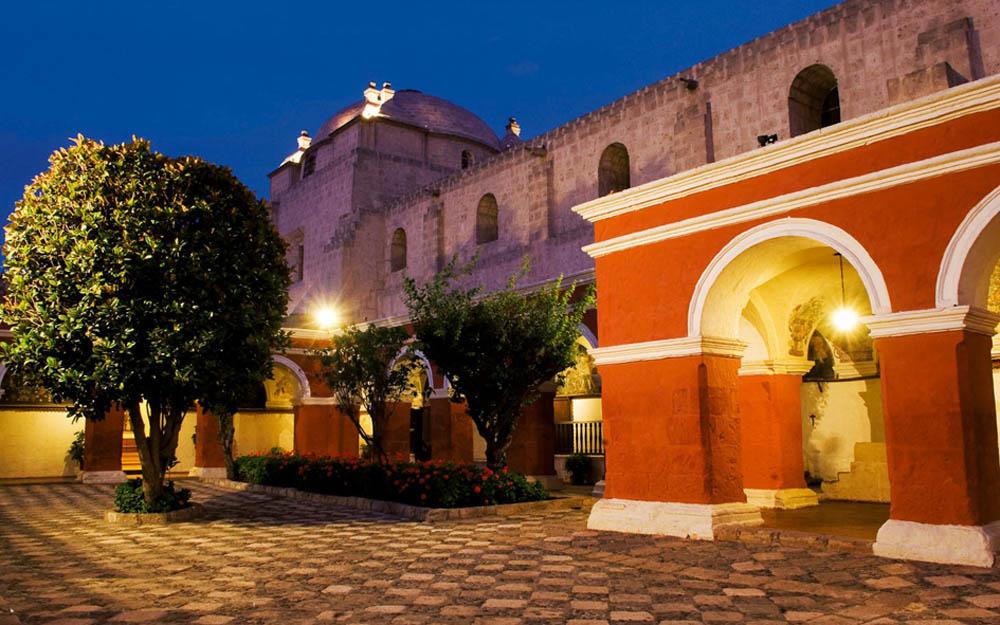 Mosteiro de Santa Catarina de Siena - Arequipa