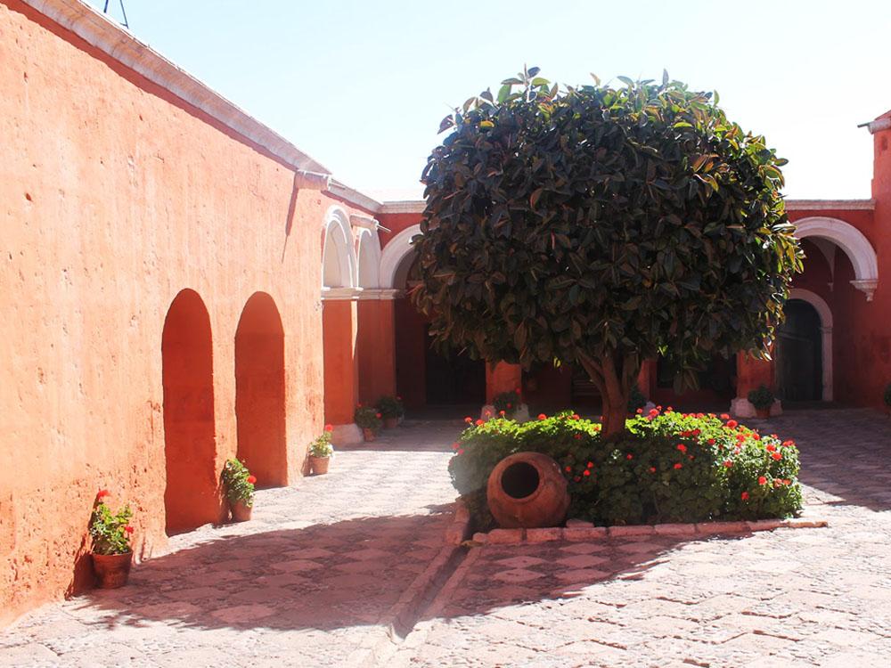 Museo de los Santuarios Andinos de la Universidad Santa Maria