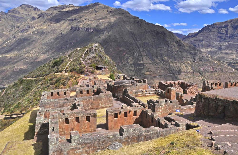 Ruinas Incas de Pisac – Peru