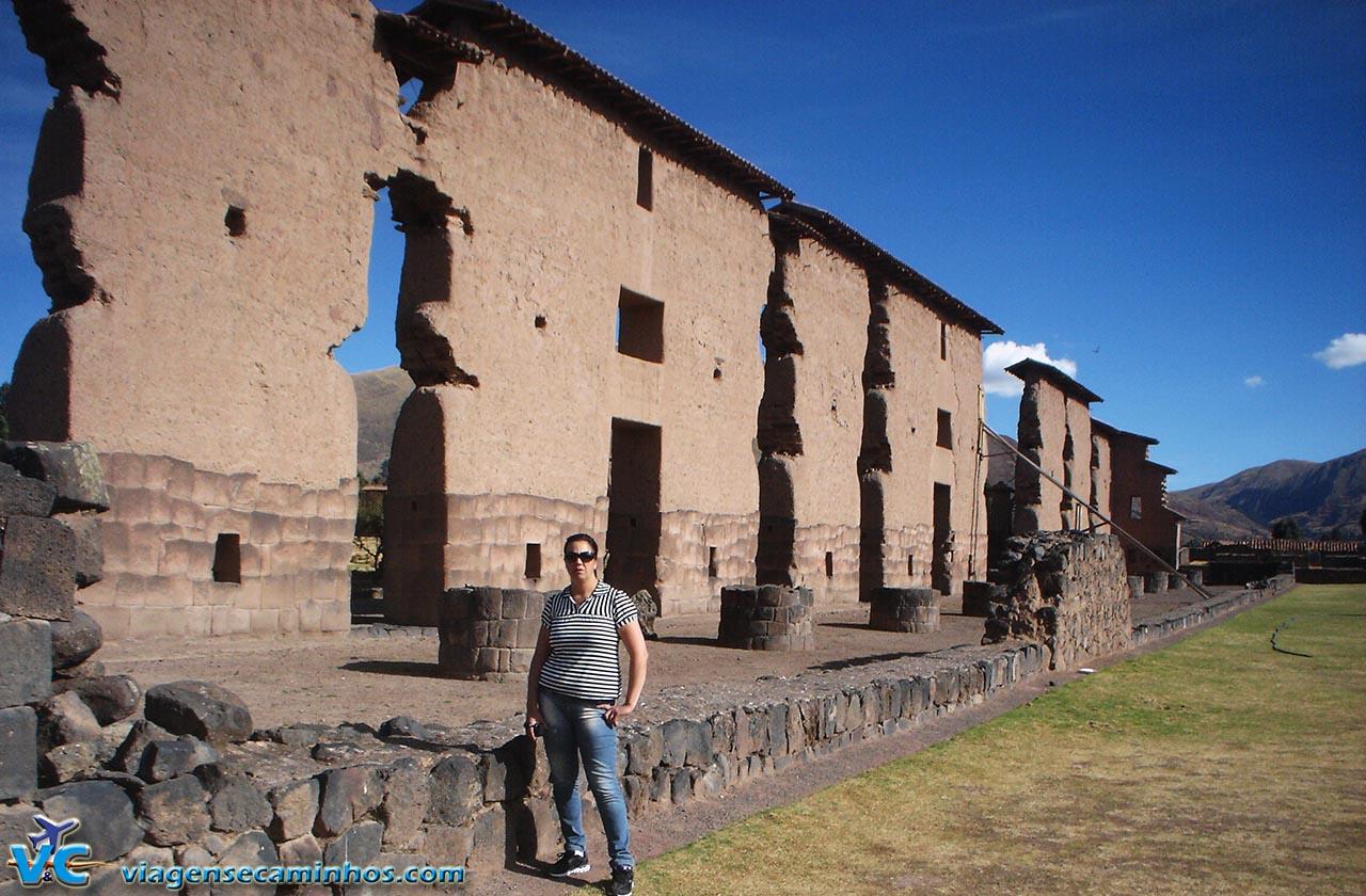 Ruinas de Raqchi - Peru