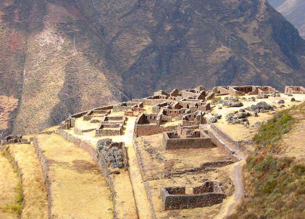 Ruínas Incas de Pisac