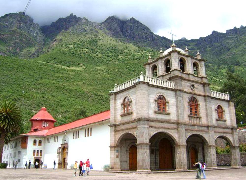 Santuário de Huanca - Pisac - Peru