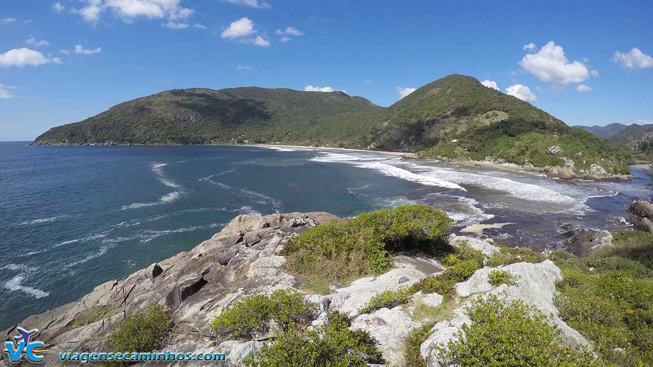 Praia Matadeiro - Florianópolis