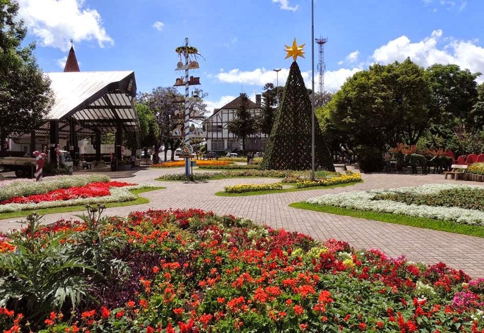 Praça de Nova Petrópolis