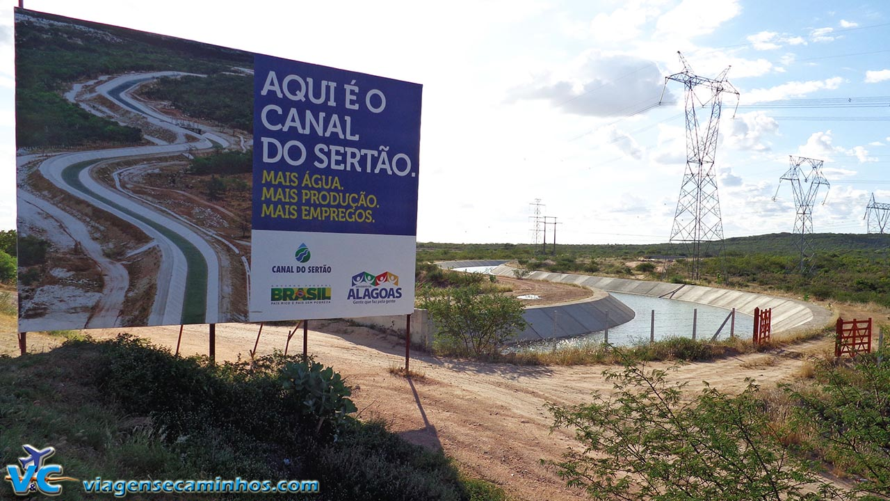 Canal do Sertão - Alagoas