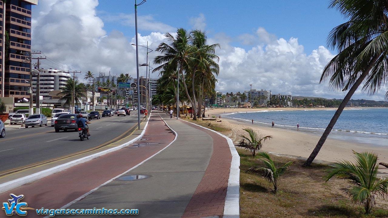 Praia Jatiúca - Maceió