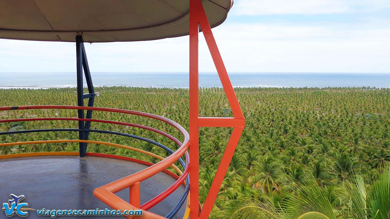 Mirante da Praia do Gunga - Alagoas