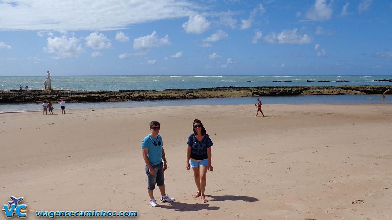 Praia da Sereia - Riacho Doce - Alagoas