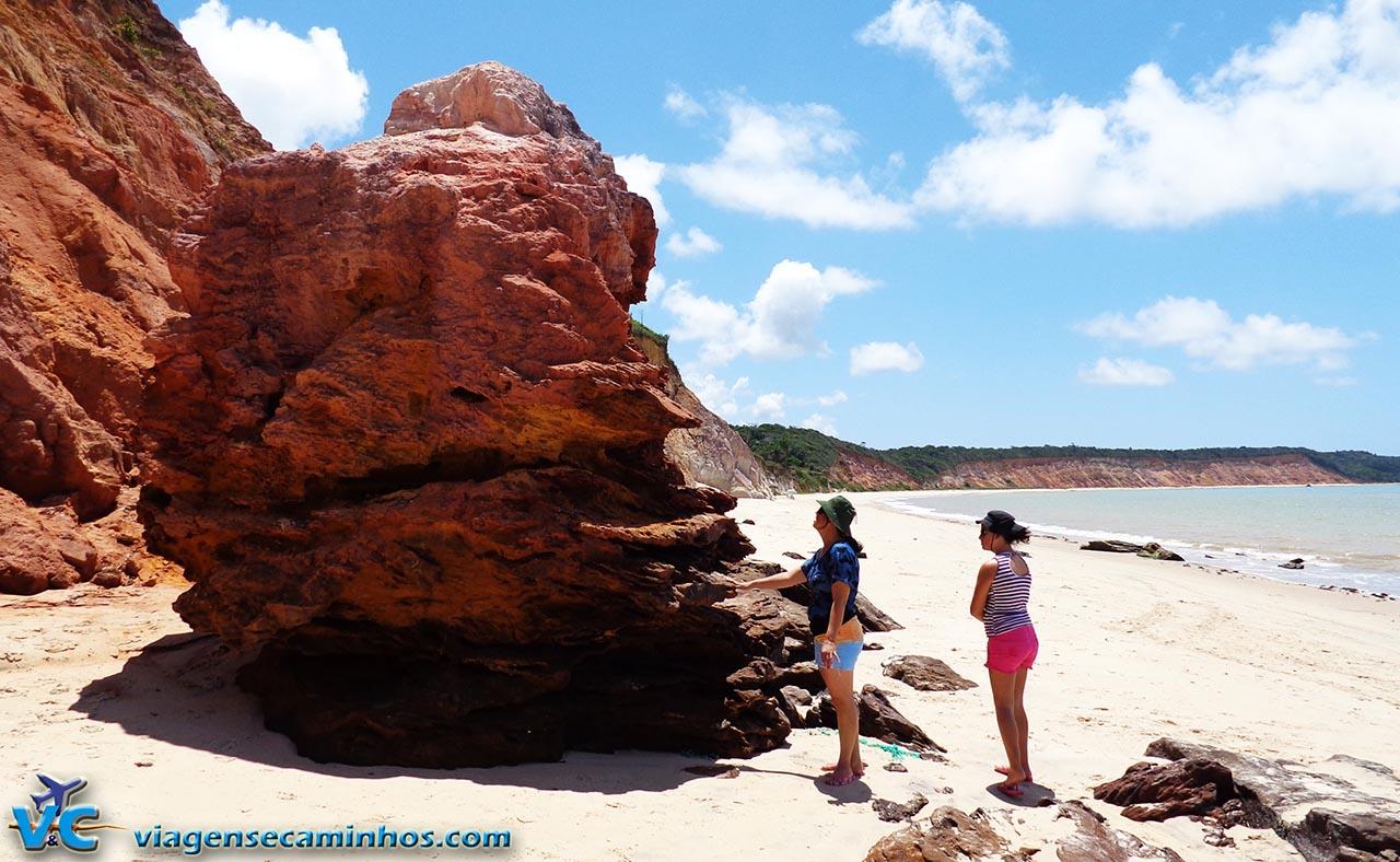 Praia do Carro Quebrada - Alagoas