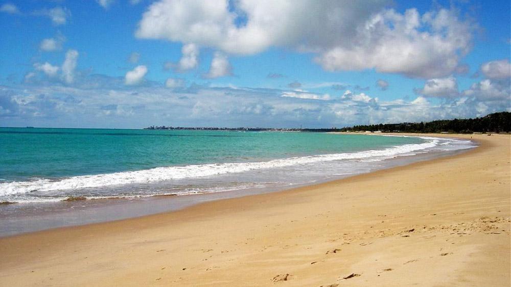 Praia Guaxuma - Maceió