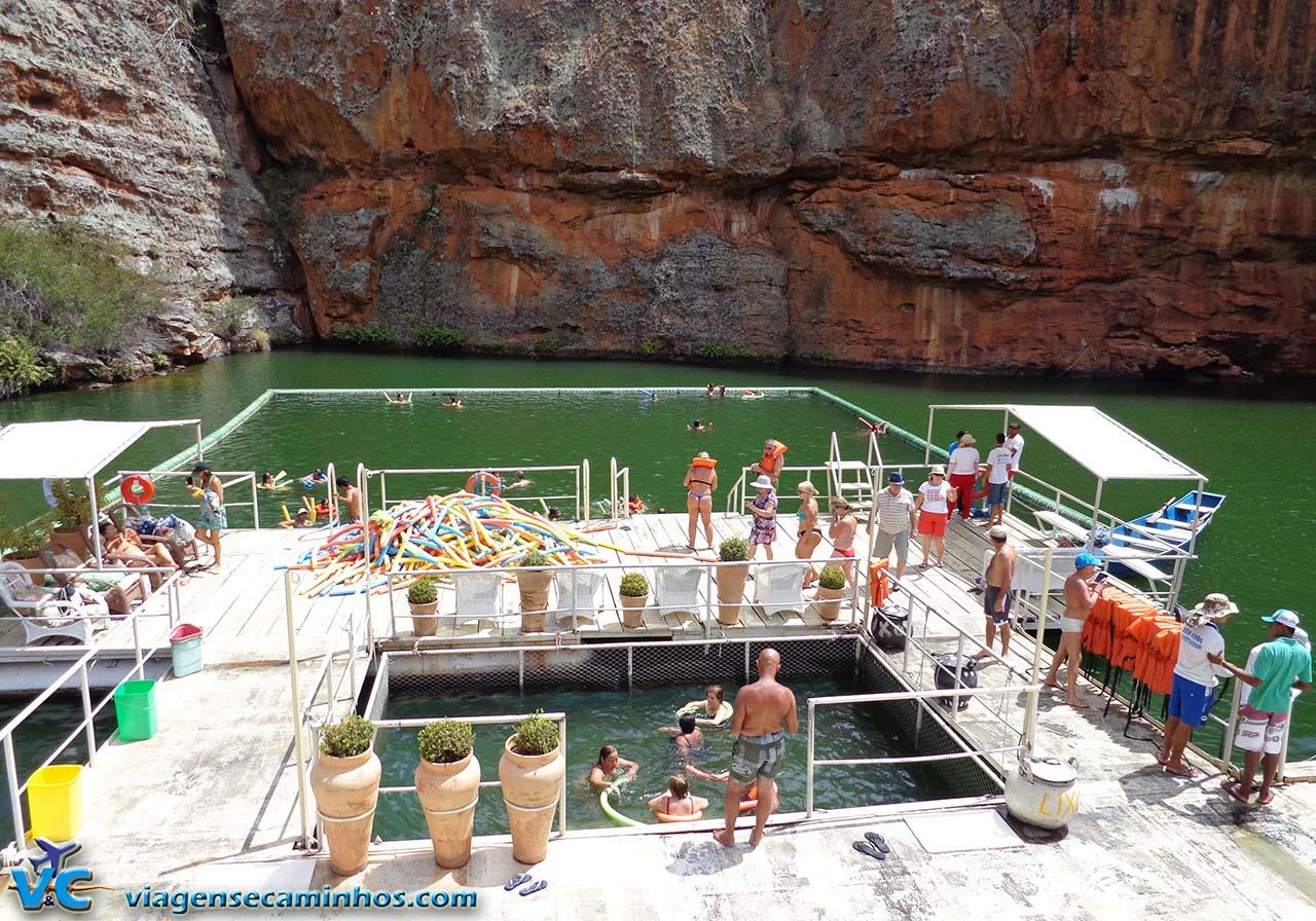 Porto de Brogodó - Cânion do Xingó