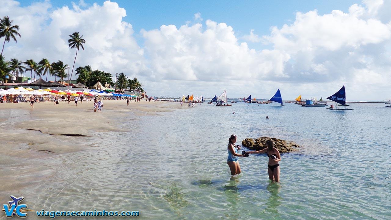 Praia da Vila - Porto de Galinhas