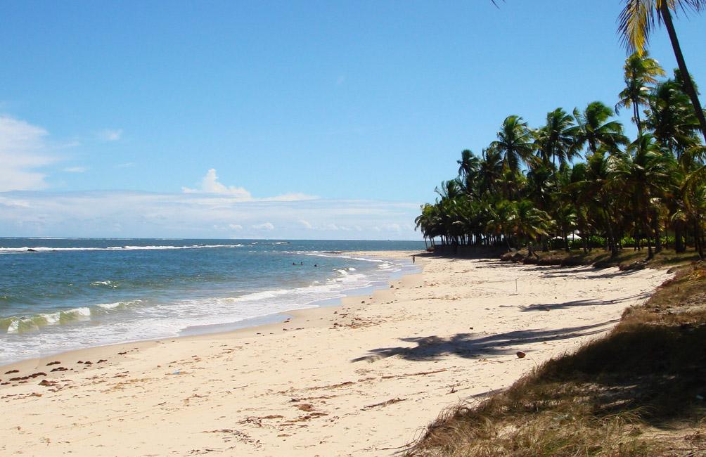 Praia da Enseadinha - Ipojuca