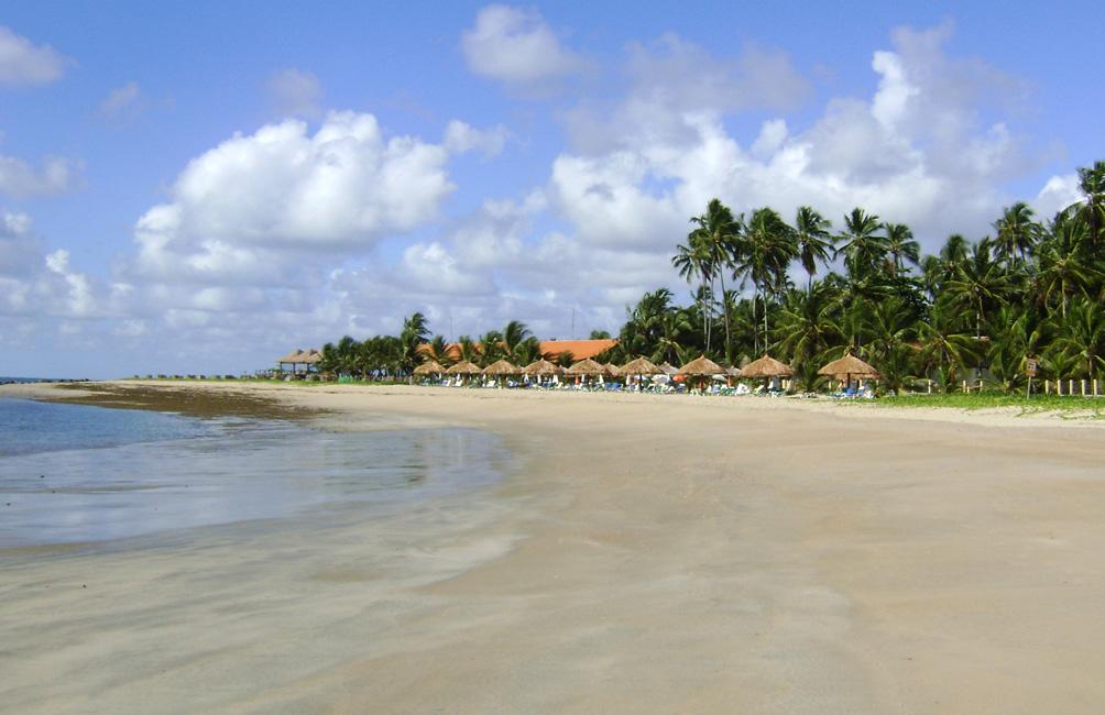 Praia de Serrambi - Ipojuca