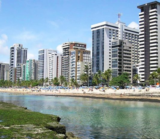 Recife - Praia da Boa Viagem
