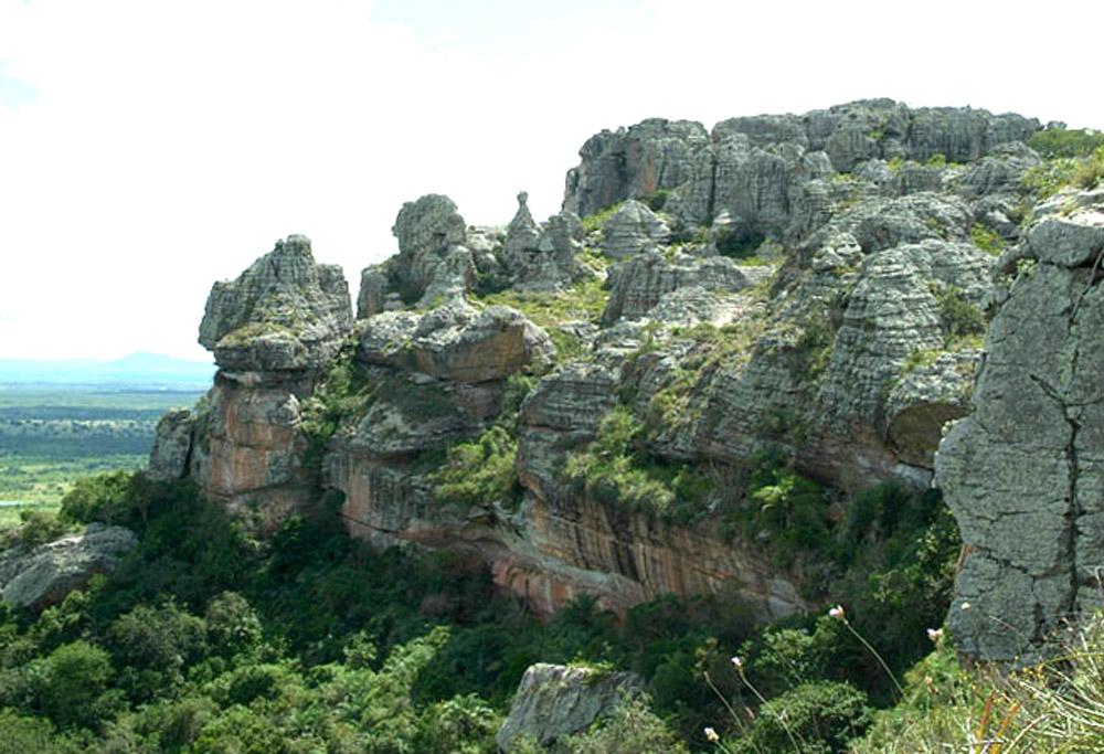 Serra do Umbuzeiro - Paulo Afonso