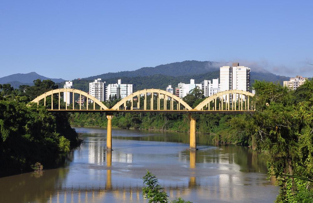 Ponte dos Arcos - Blumenau
